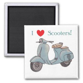 I Liebe-Roller! Magnet