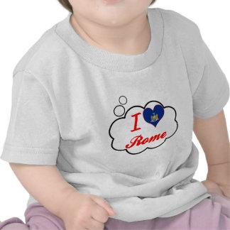 I Liebe Rom, New York Shirt