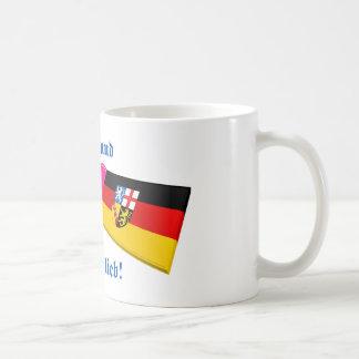 I Liebe-Saarland ist-MIR lieb Kaffeetassen