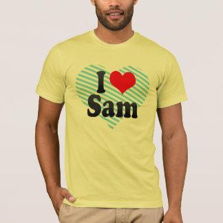 I Liebe Sam T-Shirt