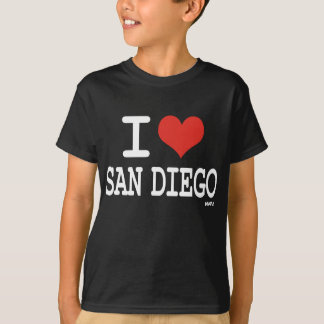 I Liebe San Diego T-Shirt
