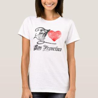 I Liebe San Francisco T-Shirt