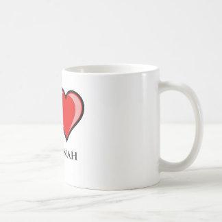 I Liebe-Savanne Kaffeetasse