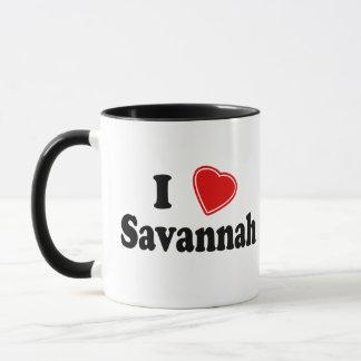 I Liebe-Savanne Tasse
