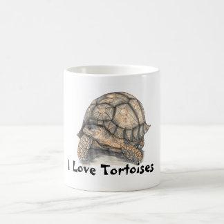I Liebe-Schildkröten-Tasse Tasse