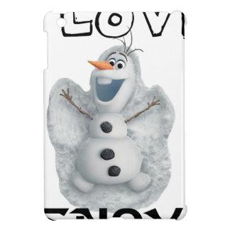 I Liebe-Schnee iPad Mini Hülle