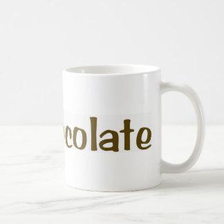 I Liebe-Schokolade Kaffeetasse