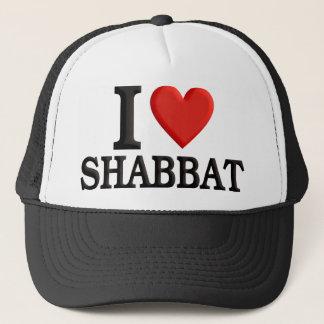 I Liebe Shabbat Truckerkappe