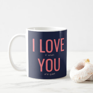 I Liebe Sie lustiges Kaffeetasse
