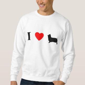 I Liebe Silkies Sweatshirt