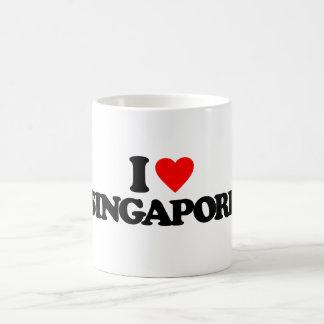 I LIEBE SINGAPUR TASSE