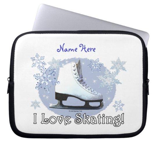 I Liebe-Skaten! Laptopschutzhülle