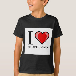 I Liebe South Bend T-Shirt