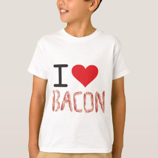 I Liebe-Speck Shirts