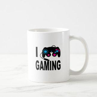 I Liebe-Spiel Kaffeetasse