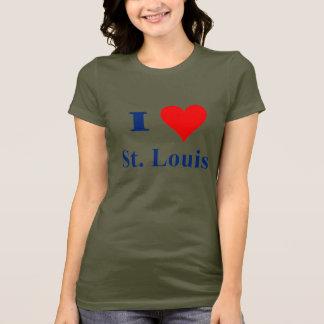 I Liebe St. Louis T-Shirt