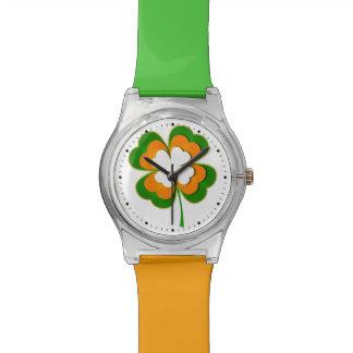 I Liebe-St Patrick Tag Armbanduhr