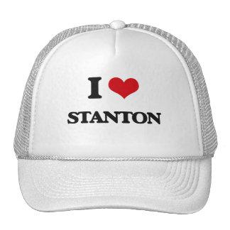 I Liebe Stanton Baseball Cap