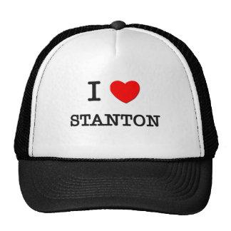 I Liebe Stanton Kultkappe