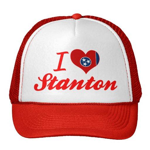 I Liebe Stanton, Tennessee Retromütze
