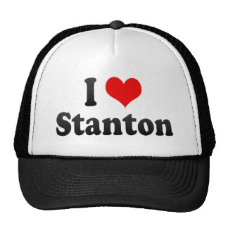 I Liebe Stanton, Vereinigte Staaten Netzkappen