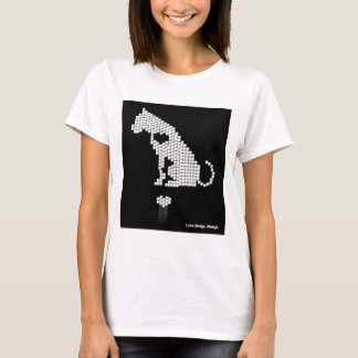I Liebe-Streuhunde - Rettungs-Straßen-Hunde T-Shirt