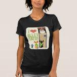 I Liebe-streunende Katzen T Shirt