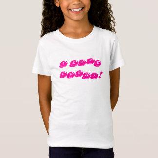 I Liebe-Süßigkeits-T - Shirts