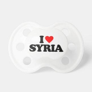 I LIEBE SYRIEN SCHNULLER