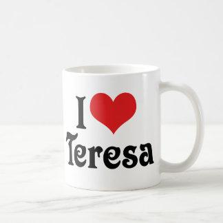 I Liebe Teresa Kaffeetasse