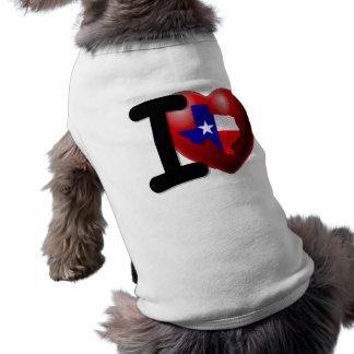 I Liebe Texas - der einzige Stern-Staat Shirt