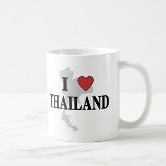 I Liebe Thailand Kaffeetasse