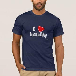 I Liebe Trinidad and Tobago T-Shirt