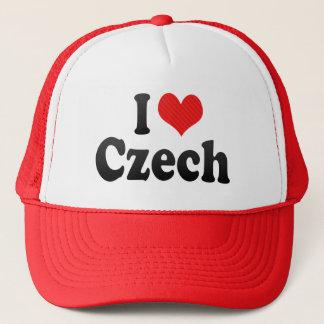 I Liebe Tscheche Truckerkappe