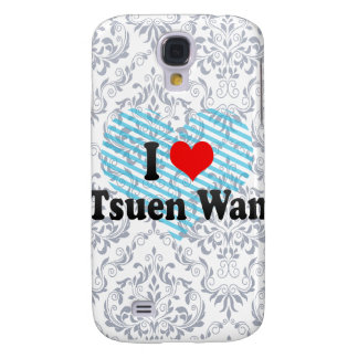 I Liebe Tsuen Wan Hong Kong Galaxy S4 Hülle