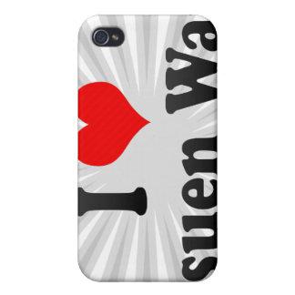 I Liebe Tsuen Wan Hong Kong iPhone 4 Etuis