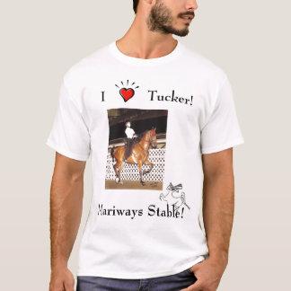 I Liebe Tucker! T-Shirt