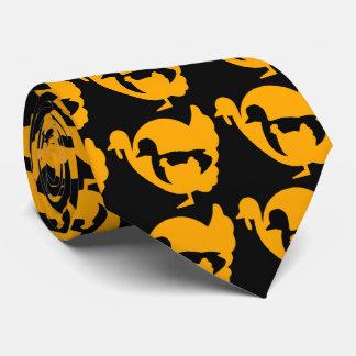 I Liebe Turducken Bedruckte Krawatten