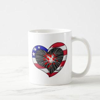 I Liebe USA Kaffeetasse