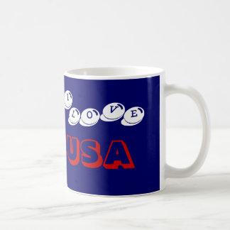 I LIEBE-USA-TASSE TASSE