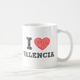 I Liebe Valencia Kaffeetasse