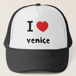 I Liebe Venedig Truckerkappe