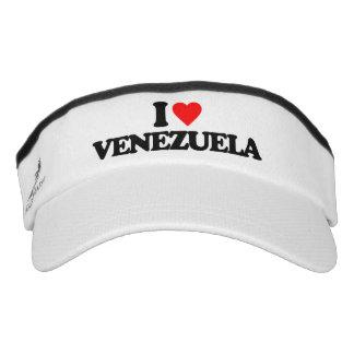 I LIEBE VENEZUELA VISOR