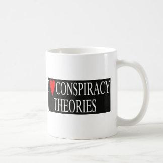 I Liebe-Verschwörungs-Theorien Kaffeetasse