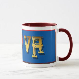 I Liebe VIRGINIA-Tassen Tasse