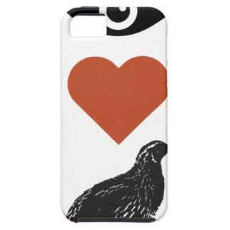 I Liebe-Wachteln iPhone 5 Hülle