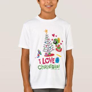 I Liebe-Weihnachten - MARVIN das MARTIAN™ T-Shirt