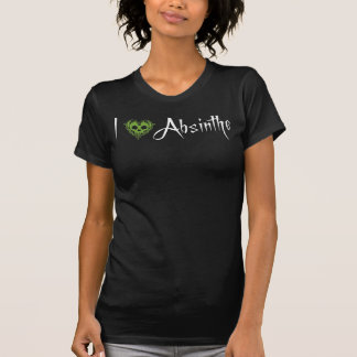 I Liebe-Wermut T-Shirt