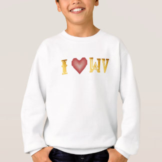 I Liebe-West- VirginiaShirt Sweatshirt