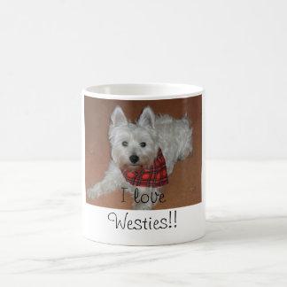 I Liebe Westies! Kaffeetasse